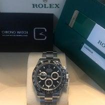 Rolex Daytona NEW MODEL Black Dial Ceramic Bezel
