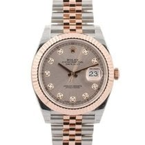 Rolex 126331 Oyster Perpetual Datejust 41mm/18K Everose Gold...