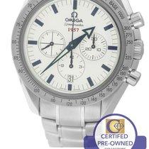 Omega Speedmaster Broad Arrow 1957 Limited Chronograph Watch