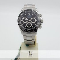 Rolex Daytona Steel Ceramic Bazel 116500LN Black NEW