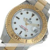 Rolex Yachtmaster Medium Stahl / Gold 168623