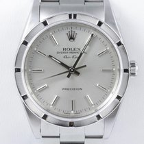 Rolex AirKing Air King Precision Stahl Band Rolex Zertifikat +...
