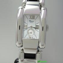 Chopard La Strada Lady Quartz 418380 Stahl+Stahl, Box+ Chopard...