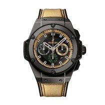 Hublot King Power Usain Bolt Black Chronograph Limited Automatic