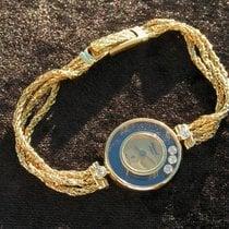 Chopard Happy Diamonds G392 / 203929 18k 750 Gold Women Watch...