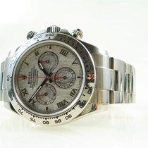 """Rolex Daytona Weissgold 116509 """"Racing dial"""" 2007"""
