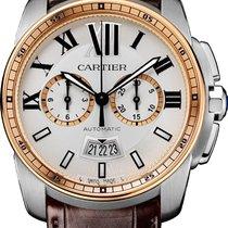 까르띠에 (Cartier) CALIBRE DE CARTIER CHRONOGRAPHE W7100043 42MM