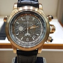 Jaeger-LeCoultre Master Compressor extreme word chronograph