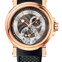 Breguet Brequet Marine 5857 18K Rose Gold Men's Watch