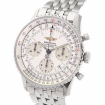 브라이틀링 (Breitling) Navitimer Chronograph Stainless Steel 41MM