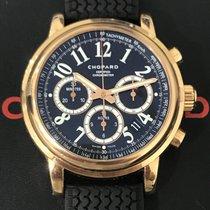 Chopard Mille Miglia Chronograph 18k Rose Gold unworn