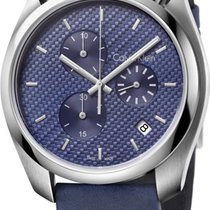 ck Calvin Klein Substantial K6Z371VN Herrenchronograph Swiss Made