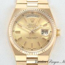 Ρολεξ (Rolex) Day Date Oysterquarz Gelbgold 750 DayDate