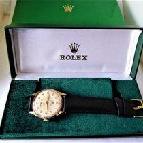 Rolex - triple signed Gents swiss wrist watch. {date made,...