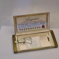 Longines Uhren Box Uhrenetui Schachtel Metall