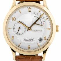 Zenith Class Elite HW Reserve de Marche 18ct Gold 30.1125.655/01