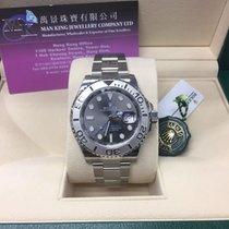 勞力士 (Rolex) 116622 Yacht-Master 40mm Grey Dial Blue Hand