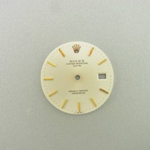 Rolex Oyster Perpetual Date Zifferblatt Champagne Dial Gold...