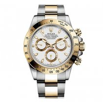 Rolex Daytona Steel and Gold