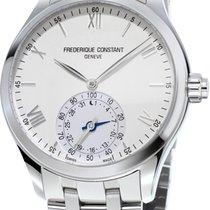 Frederique Constant Geneve Horological Smartwatch FC-285S5B6B...