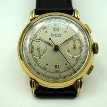 Zodiac 2 Register Chronograph Valjoux 22 Large 37 mm c.1950's