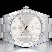 Rolex Air-King Zilver Dial  Watch  14000