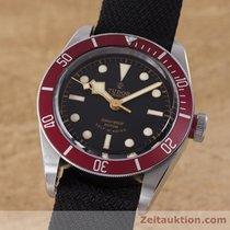 튜더 (Tudor) Heritage Black Bay Automatik Herrenuhr Ref. 79220r...