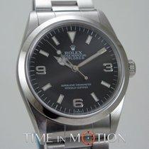 Rolex Explorer 1 36mm 14270 + Certif Rolex + Boite SWISS Dial