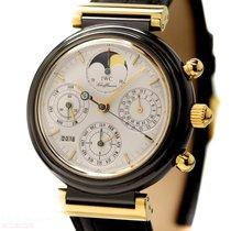 IWC DaVinci Perpetual Calender Ref-3755 18k Yellow Gold/...