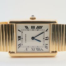 Cartier Tank Paris 18k Yellow Gold Quartz (Only Box)