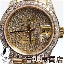 롤렉스 (Rolex) 【MT733】【中古】ROLEX【ロレックス】69178 レディース 腕時計 オイスター...