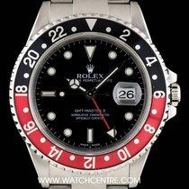 Ρολεξ (Rolex) S/Steel Black Dial Coke Bezel GMT-Master II...