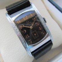 Rare Omega Art Deco vintage wristwatch – Circa 1918-1934