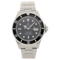 Rolex Submariner 16610 - Second Hand Watch - Black Dial - 2008