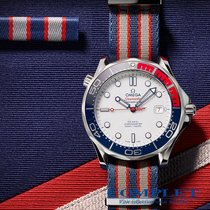 "오메가 (Omega) Seamaster "" James Bond Commander's"""