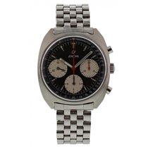 Enicar Chronograph Vintage 072-01-03 Valjoux 72