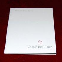 Carl F. Bucherer Service Centres Heft