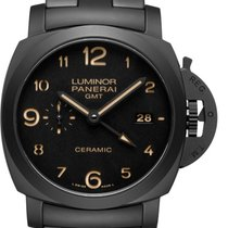 Panerai Tuttonero Luminor 1950 GMT 3 Days PAM00438
