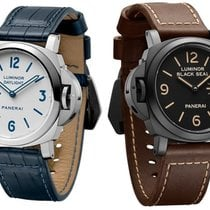 Panerai PAM786 PAM 786 - Luminor 8 Days Boxed Set in Steel -...