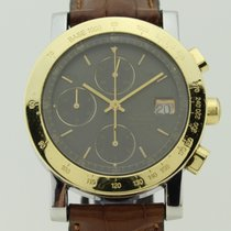 Girard Perregaux 7000 GBM Automatic Steel and 18k Gold