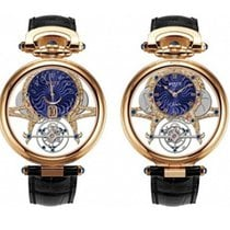 Bovet Amadeo  Virtuoso 44 Tourbillon Rose Gold Watch