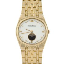 Jaeger-LeCoultre Ladies Albatros Moonphase 18K Yellow Gold