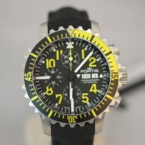 Fortis B-42 Marinemaster Chronograph Yellow NEU