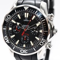 Omega Seamaster Americas Cup Racing von 2003