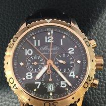Breguet Trannsatlantique Type XXI Pink gold,Retour en vol