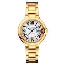 Cartier Ballon Bleu - 33mm