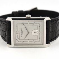 Patek Philippe Gondolo Platinum PT 950 model  ART Deco Style