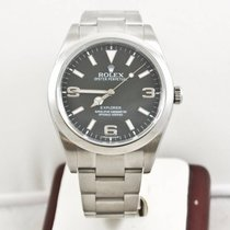Rolex Explorer 214270 39mm 2015 Model No Date  Box & Booklets
