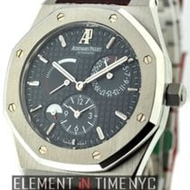 Audemars Piguet Royal Oak Dual Time Power Reserve Blue Dial