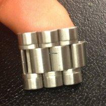 Omega Maglia satinata Link Strap acciaio steel speedmaster...